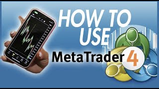 How To Use MetaTrader 4 !!