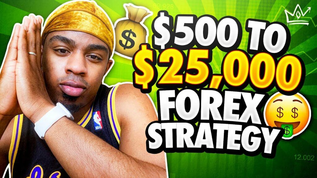 How to Grow a Small Forex Account Fast! STEP-BY-STEP BREAKDOWN.