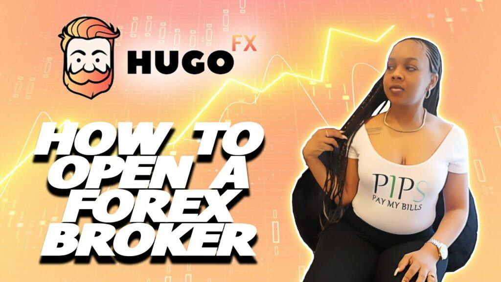 How To Open A Forex Broker !